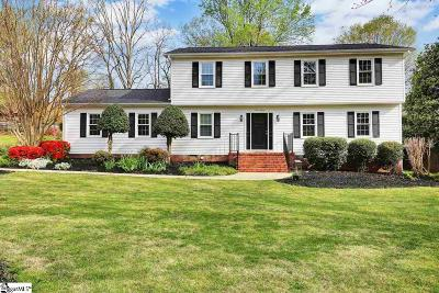 Greer SC Single Family Home Contingency Contract: $262,000
