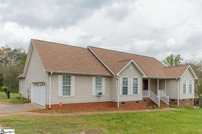 Greer Single Family Home Contingency Contract: 354 Taylor