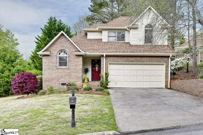 Easley Single Family Home For Sale: 115 Prestwick