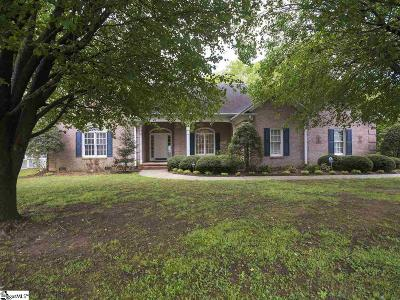 Easley Single Family Home For Sale: 545 Brighton
