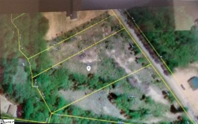 Spartanburg Residential Lots & Land Contingency Contract: 570 Hopper Fish Camp