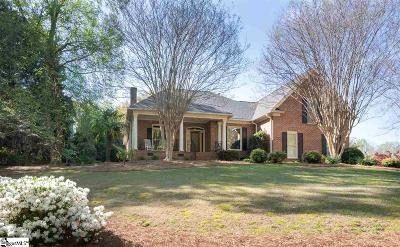 Greer SC Single Family Home Contingency Contract: $574,900