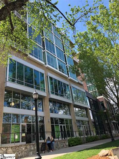 Greenville Condo/Townhouse Contingency Contract: 220 Riverplace #Unit 502