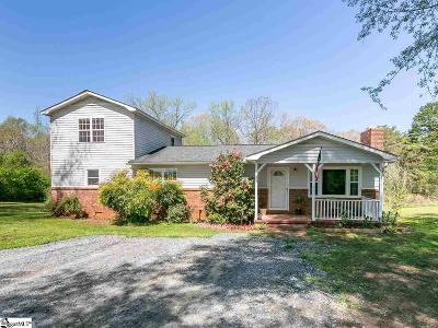 Inman Single Family Home Contingency Contract: 136 Colony Pike
