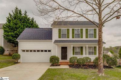 Greer Single Family Home Contingency Contract: 4 Fritzsimons