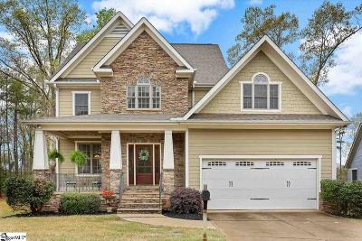 Simpsonville Single Family Home For Sale: 32 Verona