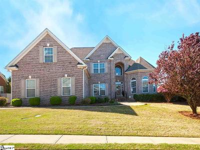 Greer Single Family Home Contingency Contract: 4 Middleberry