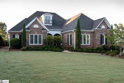 Taylors Single Family Home For Sale: 515 Cypress Links