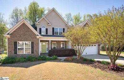 Single Family Home For Sale: 9 Shannon Creek