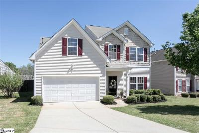 Simpsonville Single Family Home For Sale: 105 Scotsburn