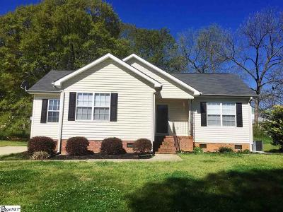 Greenville Rental For Rent: 116 Baker Street