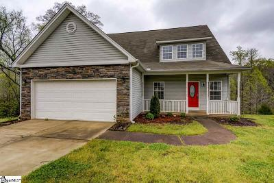 Greer Single Family Home For Sale: 711 Waterbrook