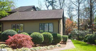 Greenville County Condo/Townhouse For Sale: 205 Ingleside