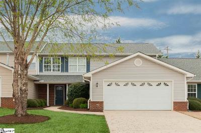 Greer Condo/Townhouse For Sale: 4 River Birch