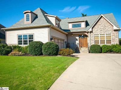 Greer Single Family Home For Sale: 524 Horton Grove