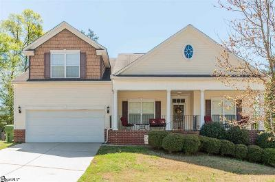 Mauldin Single Family Home Contingency Contract: 213 Woodvine