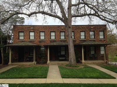 Greenville Rental For Rent: 23 Wilton #Unit C