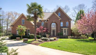 Simpsonville Single Family Home Contingency Contract: 14 Somerleaf