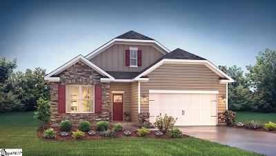 Boiling Springs Single Family Home For Sale: 878 Deepwood #Lot 84