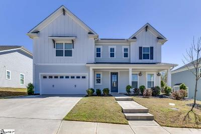 Woodlands At Walnut Cove Single Family Home For Sale: 204 Noble