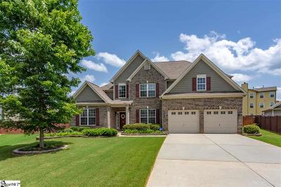 Simpsonville Single Family Home For Sale: 26 Blacksburg