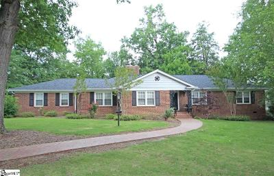 Greenville Rental For Rent: 103 Sweetbriar