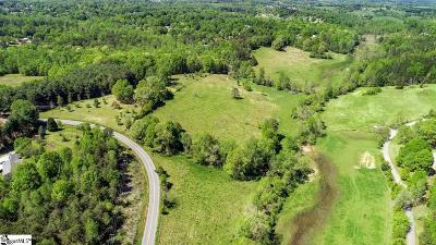 Inman Residential Lots & Land For Sale: Old Burnett