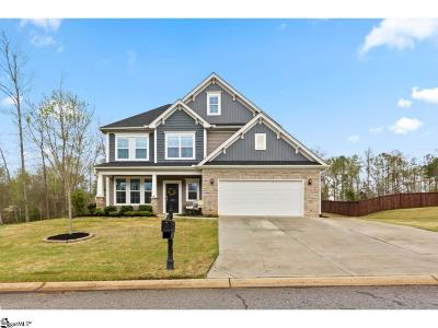 Easley Single Family Home Contingency Contract: 26 Nickel Springs
