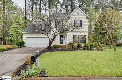 Simpsonville Single Family Home For Sale: 9 S Penobscot