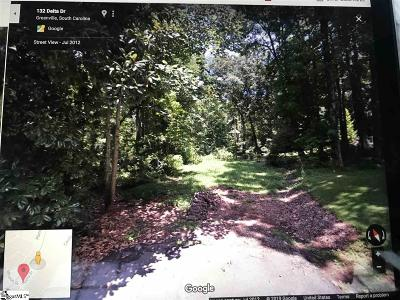 Greenville Residential Lots & Land For Sale: Plano