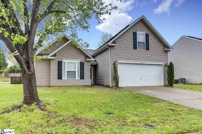 Mauldin Single Family Home Contingency Contract: 7 Watch Hill