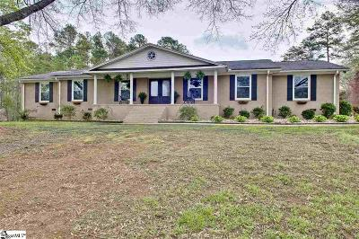 Easley Single Family Home For Sale: 213 Laboone