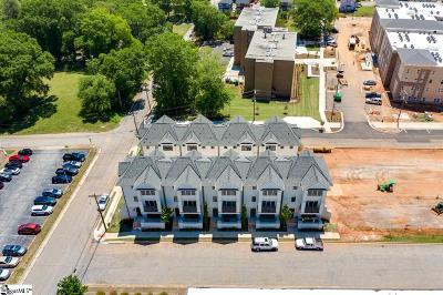 Greenville Condo/Townhouse For Sale: 48 Claussen