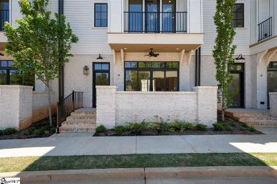 Greenville Condo/Townhouse For Sale: 46 Claussen