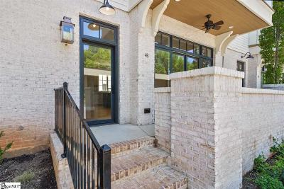 Greenville Condo/Townhouse For Sale: 44 Claussen
