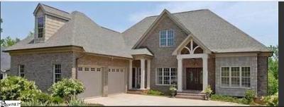 Greer Single Family Home For Sale: 530 New Tarleton