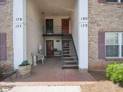 Greenville Condo/Townhouse Contingency Contract: 925 Cleveland #180
