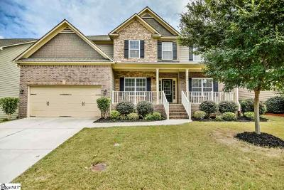 Simpsonville Single Family Home For Sale: 116 Raven Falls