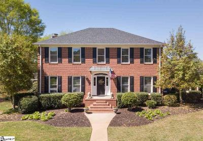 Simpsonville Single Family Home For Sale: 200 Woodbridge