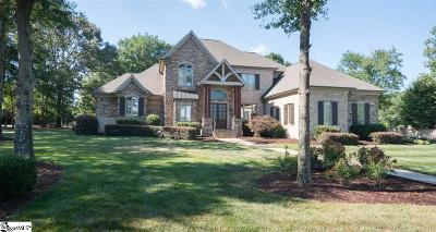 Simpsonville Single Family Home For Sale: 800 Brixton