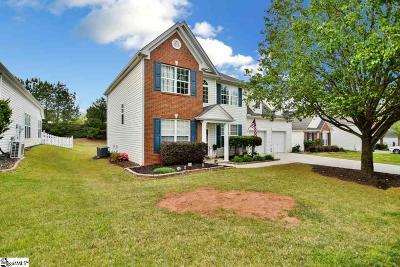 Greenville Single Family Home For Sale: 9 Birkhall