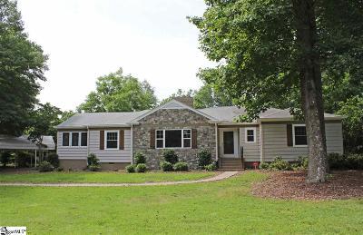 Greenville Single Family Home For Sale: 30 Burgundy