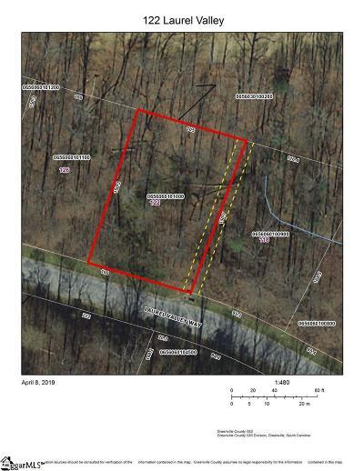 Travelers Rest Residential Lots & Land For Sale: 122 Laurel Valley