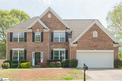Simpsonville Single Family Home For Sale: 107 Honey Crisp