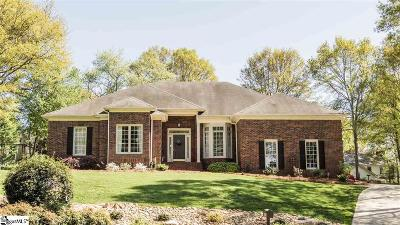 Greenville Single Family Home Contingency Contract: 409 Crandall
