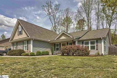 Travelers Rest Single Family Home Contingency Contract: 436 Bowers