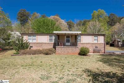 Greenville Single Family Home For Sale: 359 Tanyard