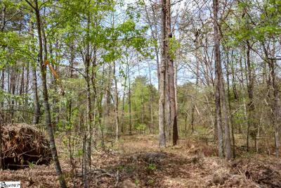 Travelers Rest Residential Lots & Land For Sale: 36 Williams