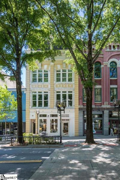 Greenville SC Condo/Townhouse For Sale: $1,699,000