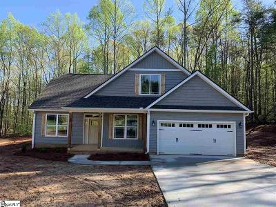 Travelers Rest Single Family Home For Sale: 1185 Old Mush Creek